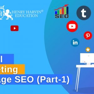 On Page SEO | Part 1 | SEO Tutorial for Beginners | Digital Marketing Course | Henry Harvin