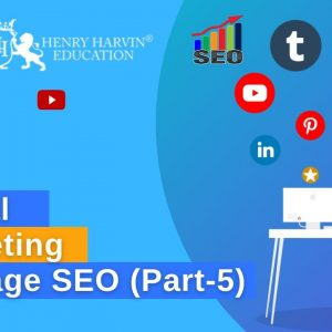 On Page SEO | Part 5 | SEO Tutorial for Beginners | Digital Marketing Course | Henry Harvin