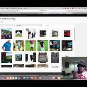 Billings Website Design - Mitchell Golf Website update