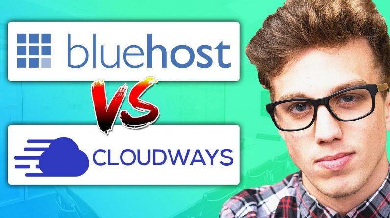 BlueHost vs Cloudways Hosting 2021 (Which is Best for Website Hosting)