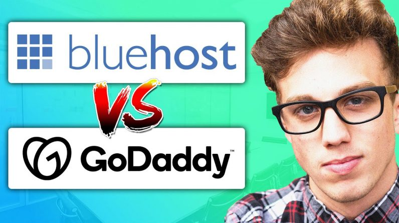 BlueHost vs GoDaddy Hosting 2021 (Which is Best for Website Hosting)