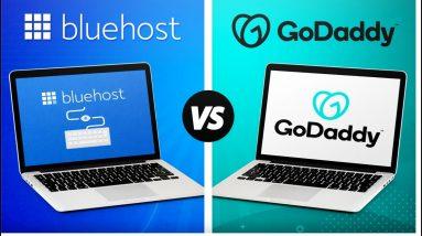 Bluehost Vs GoDaddy Who's the (Web)Hosting    Best WordPress Hosting Company    Best Web Hosting