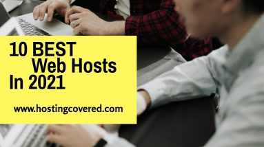 What Is The Best Web Hosting Service For Wordpress - Best Web Hosts Of 2021 Official Video