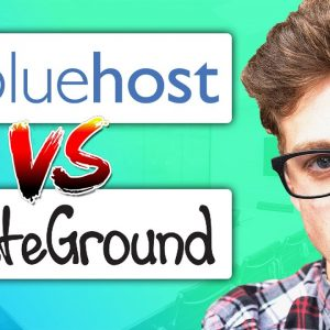 BlueHost vs Siteground Web Hosting 2021 (Which is Best for Website Hosting)