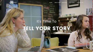 Ndigena: Montana Website Design and Digital Marketing Agency Page (2016)