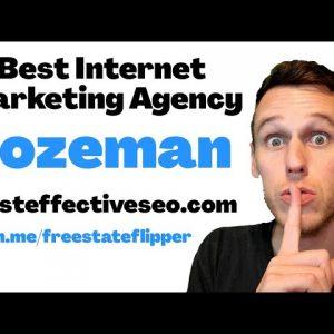 Top Seo Agency In Bozeman, Montana 2021 - #1 Best Digital Marketing Agency