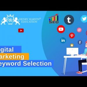 Keyword Research Tutorial | Keyword Research for SEO | Digital Marketing Course | Henry Harvin