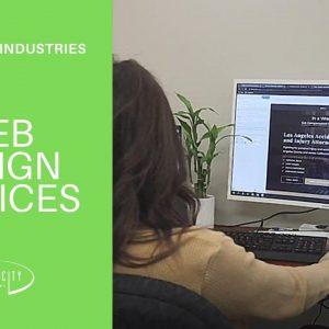 Web Design Services - Reciprocity Industries